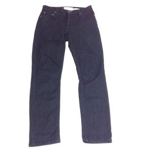 Free People Women's Hi Rise Jeans Size 27 Skinny